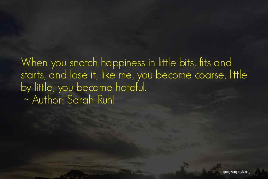 Sarah Ruhl Quotes 2032743