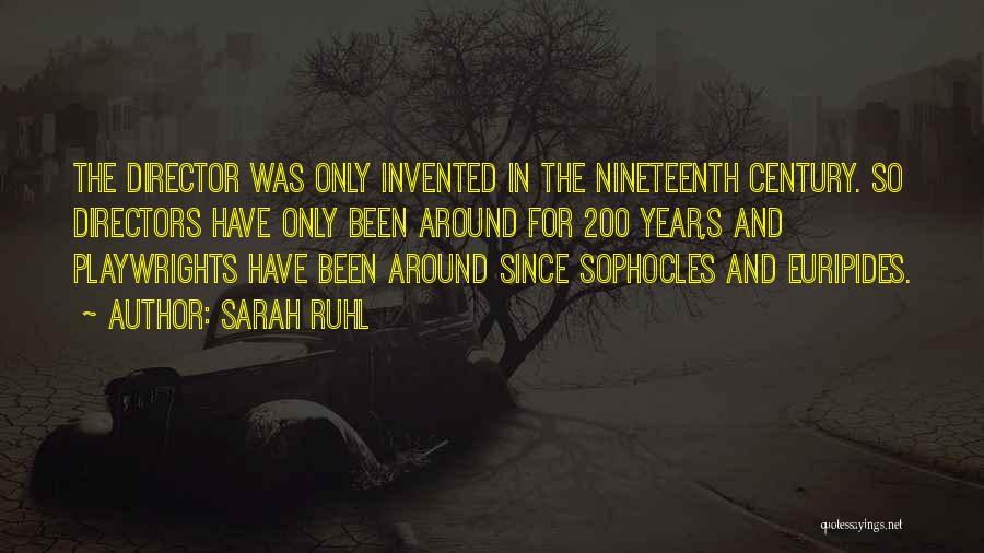 Sarah Ruhl Quotes 260921