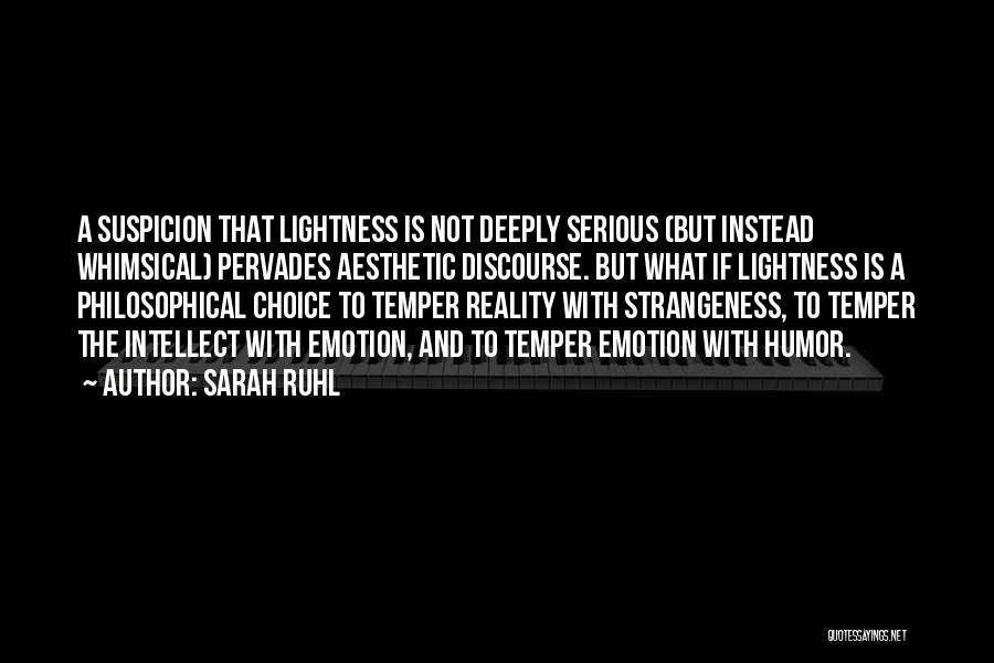Sarah Ruhl Quotes 329308