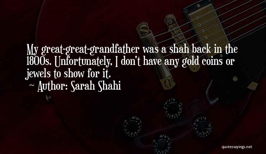 Sarah Shahi Quotes 112037