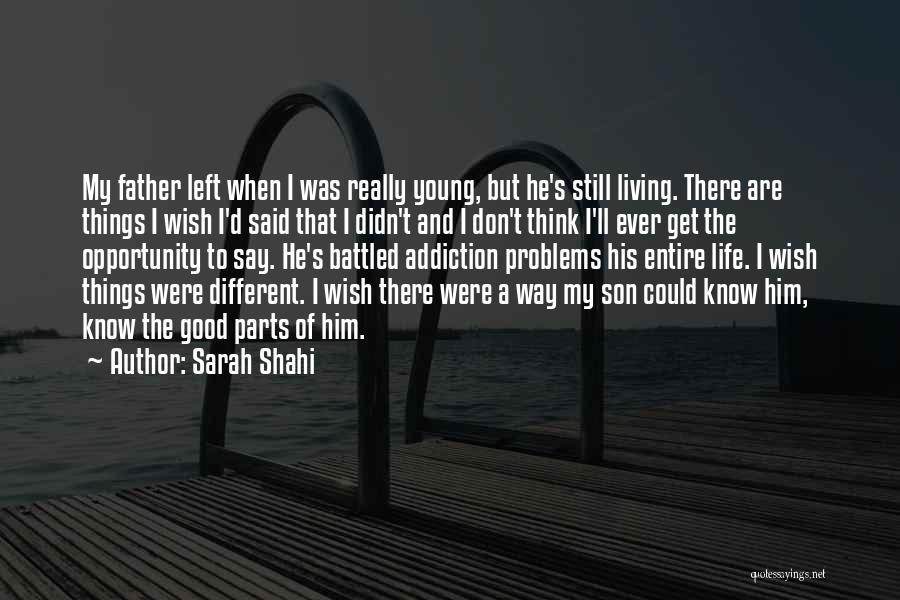 Sarah Shahi Quotes 158679