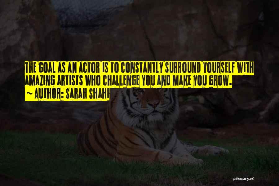 Sarah Shahi Quotes 2000314