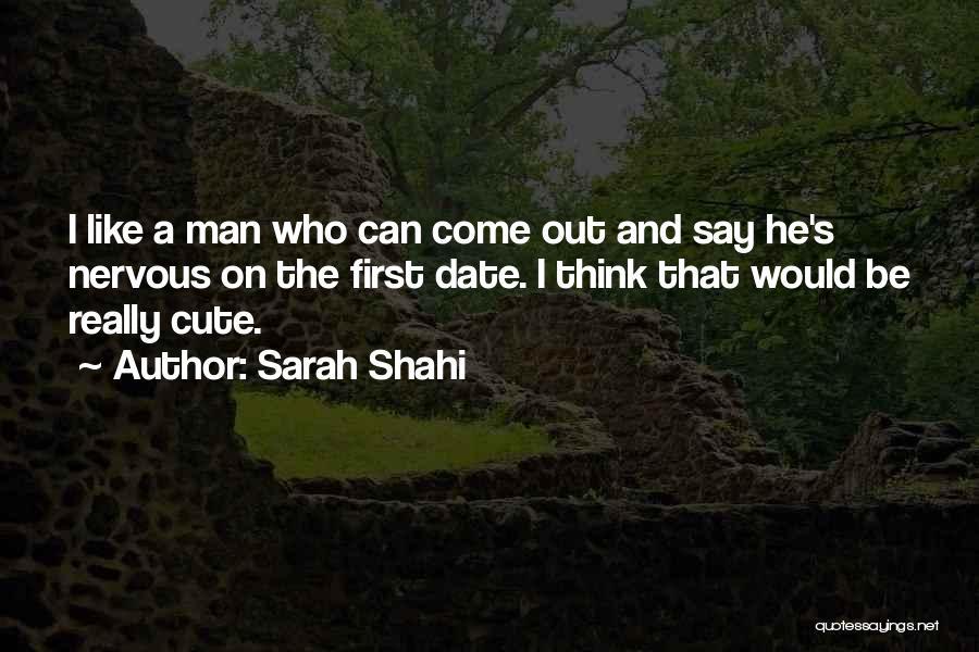 Sarah Shahi Quotes 200743