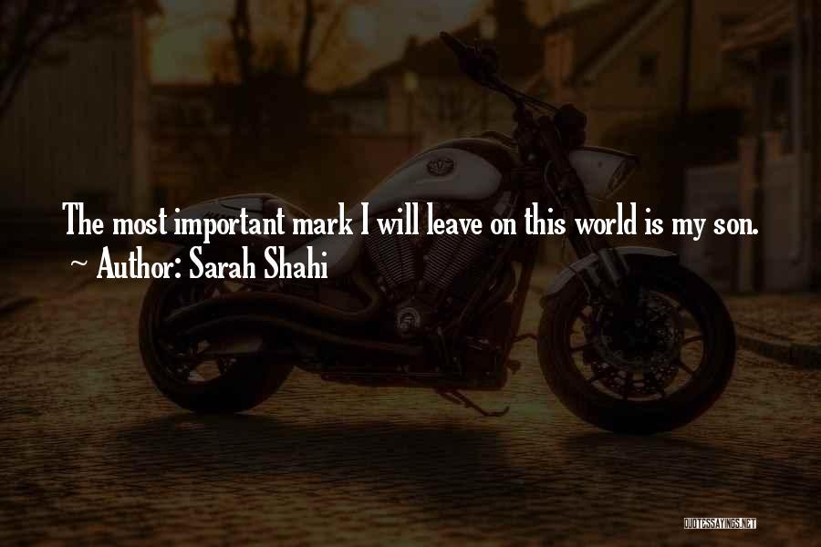 Sarah Shahi Quotes 2034599