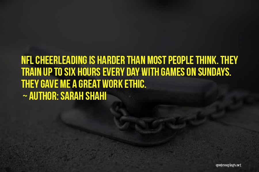 Sarah Shahi Quotes 2257718
