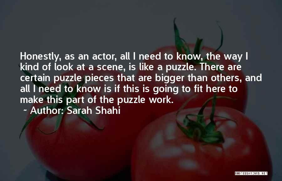 Sarah Shahi Quotes 719961