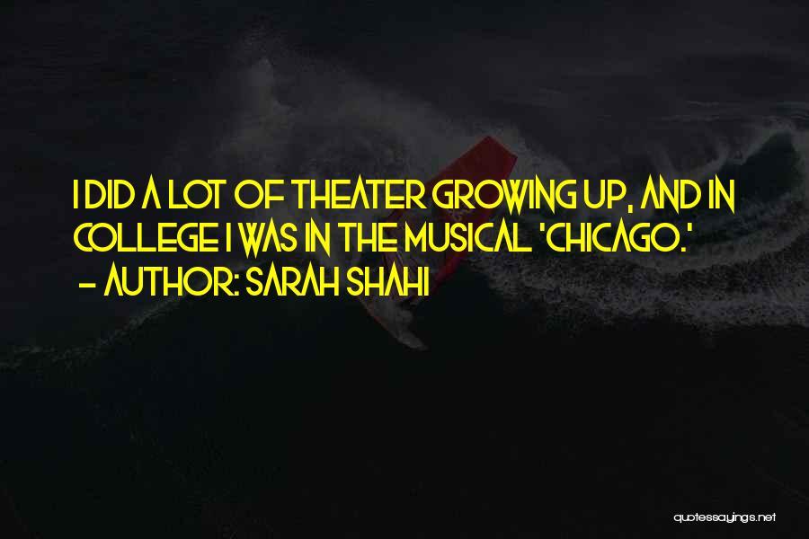 Sarah Shahi Quotes 792662