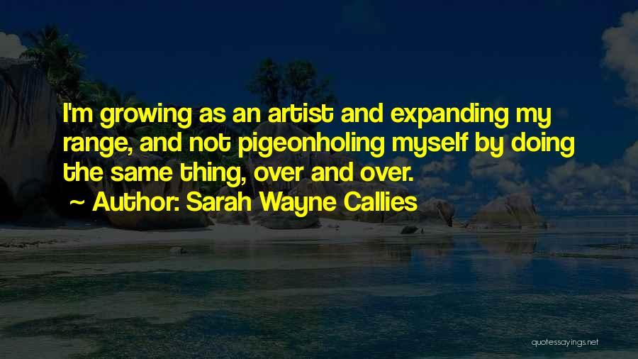 Sarah Wayne Callies Quotes 2091120