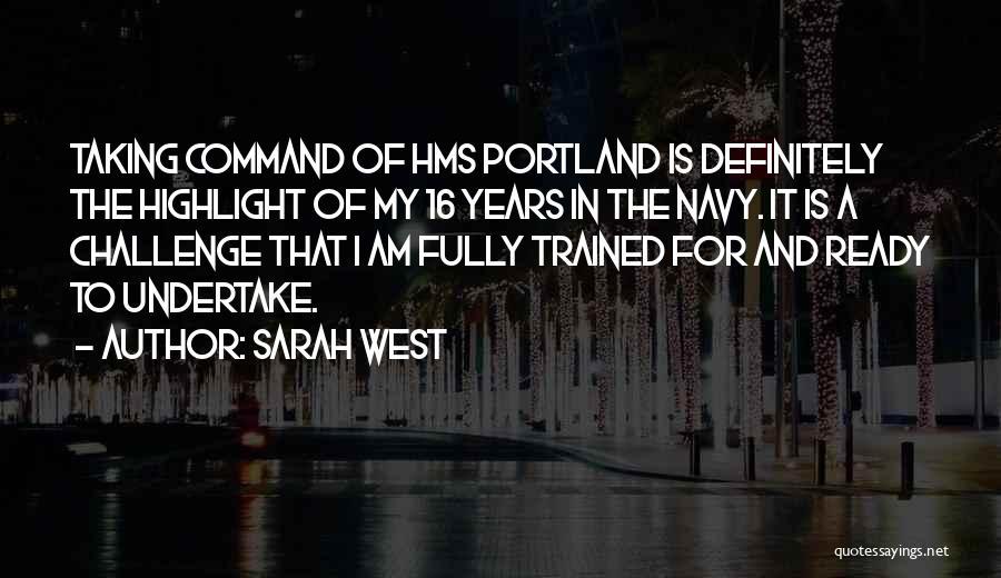 Sarah West Quotes 2155735