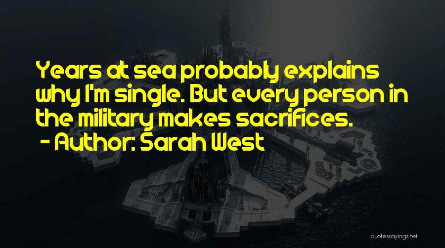 Sarah West Quotes 392934