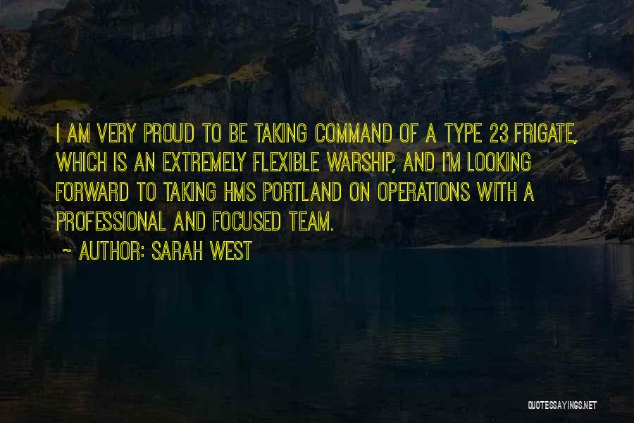 Sarah West Quotes 679388