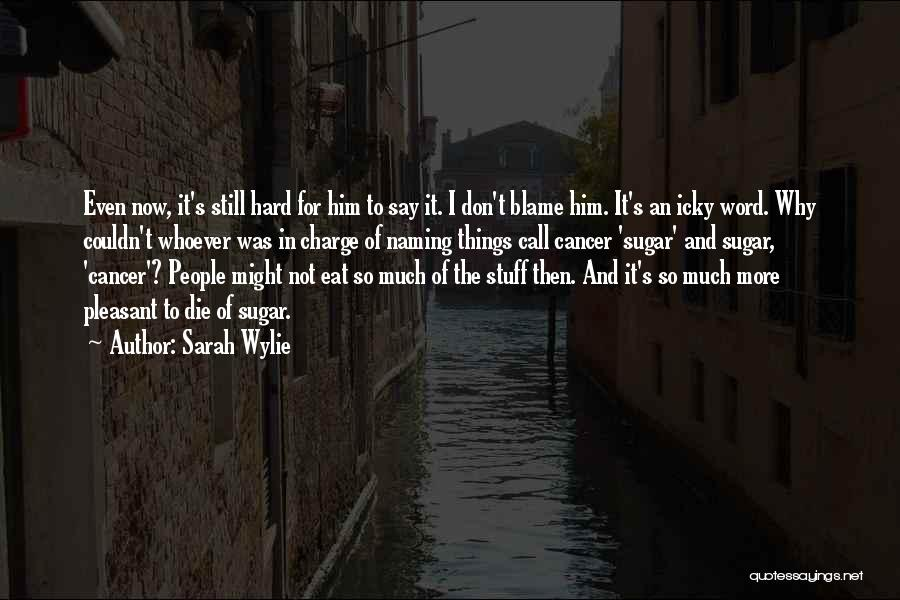 Sarah Wylie Quotes 1986395