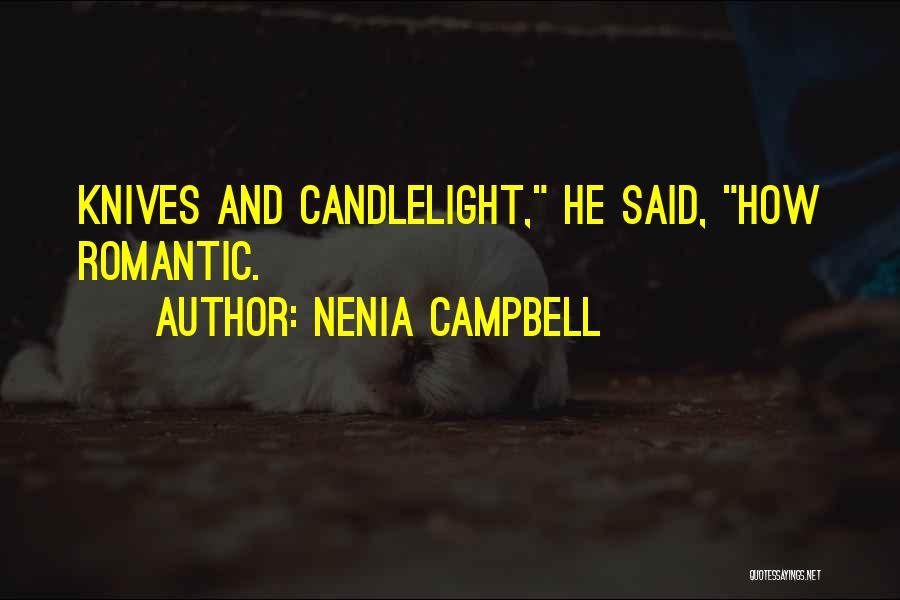 Sarcasm At Its Best Quotes By Nenia Campbell