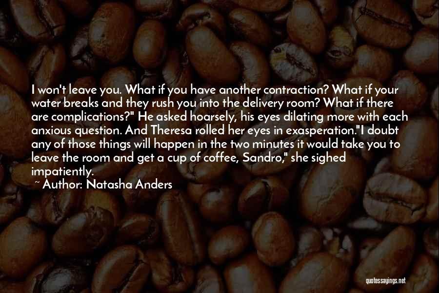 Sarcastic Ex Husband Quotes By Natasha Anders