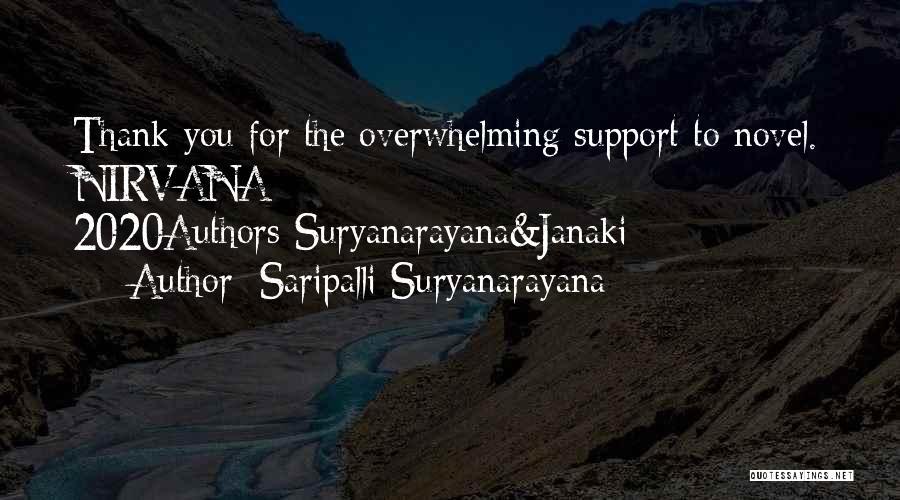 Saripalli Suryanarayana Quotes 1502229
