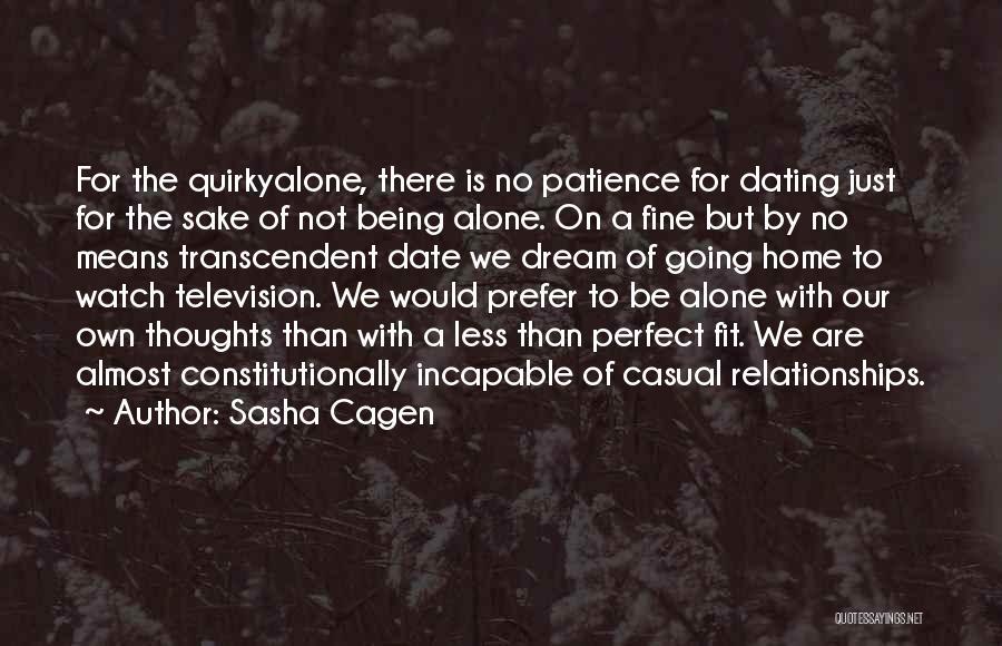 Sasha Cagen Quotes 1059605