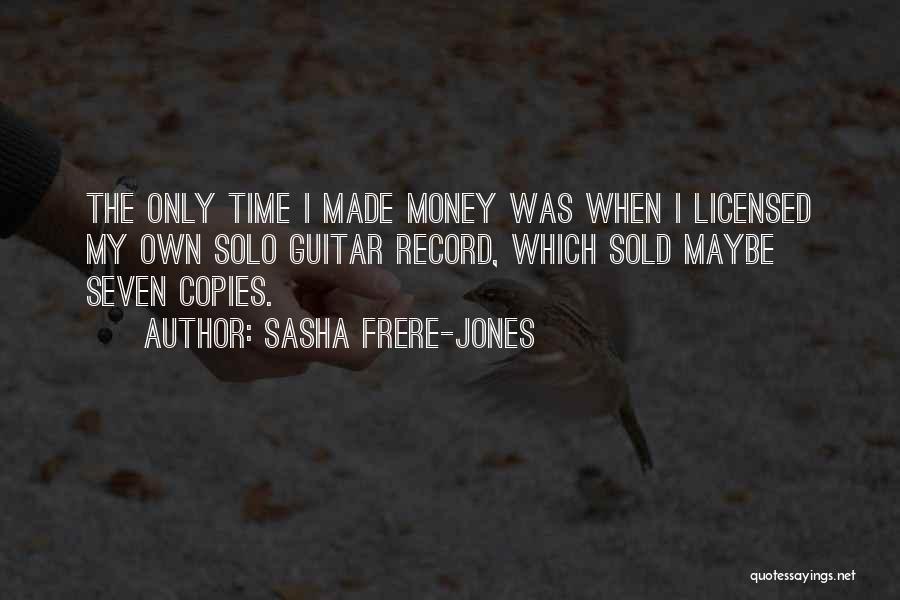 Sasha Frere-Jones Quotes 2007172