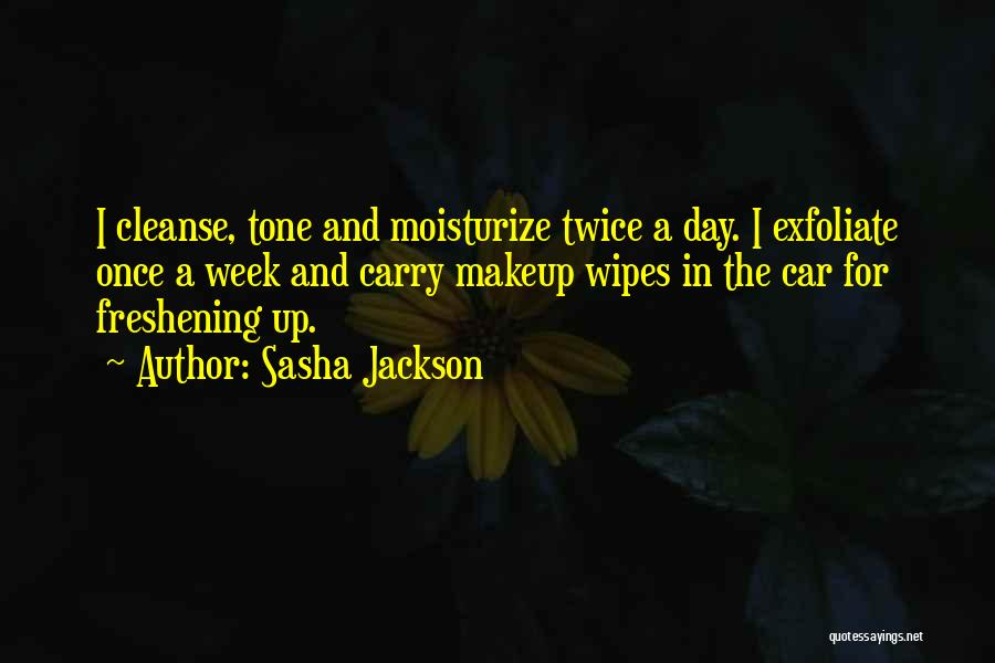 Sasha Jackson Quotes 606279