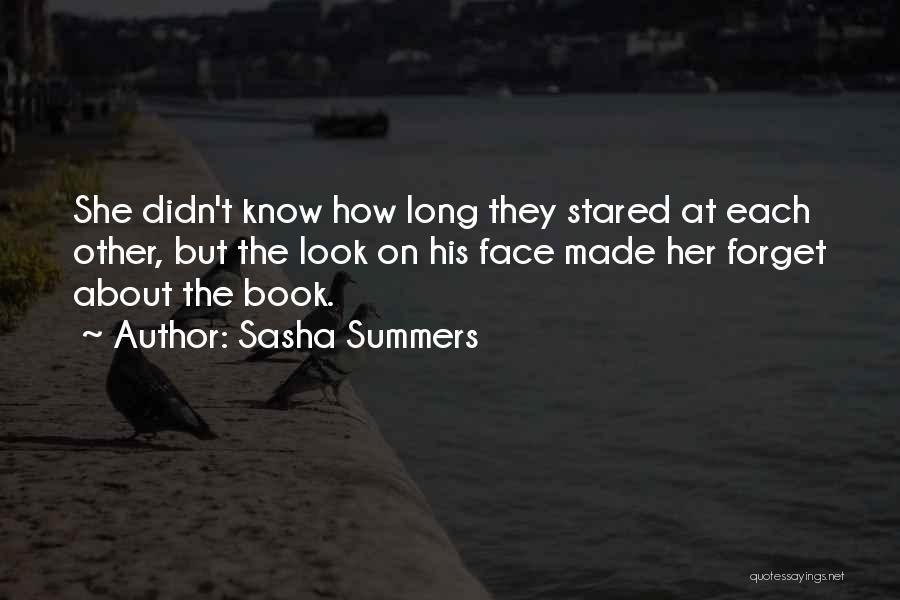 Sasha Summers Quotes 1235737