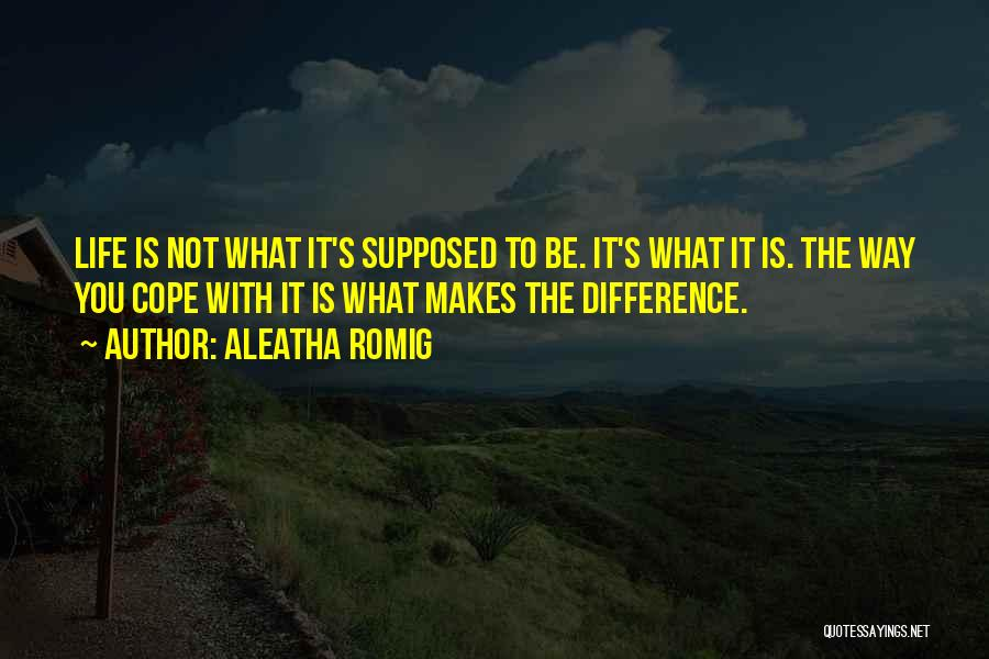 Satir Quotes By Aleatha Romig