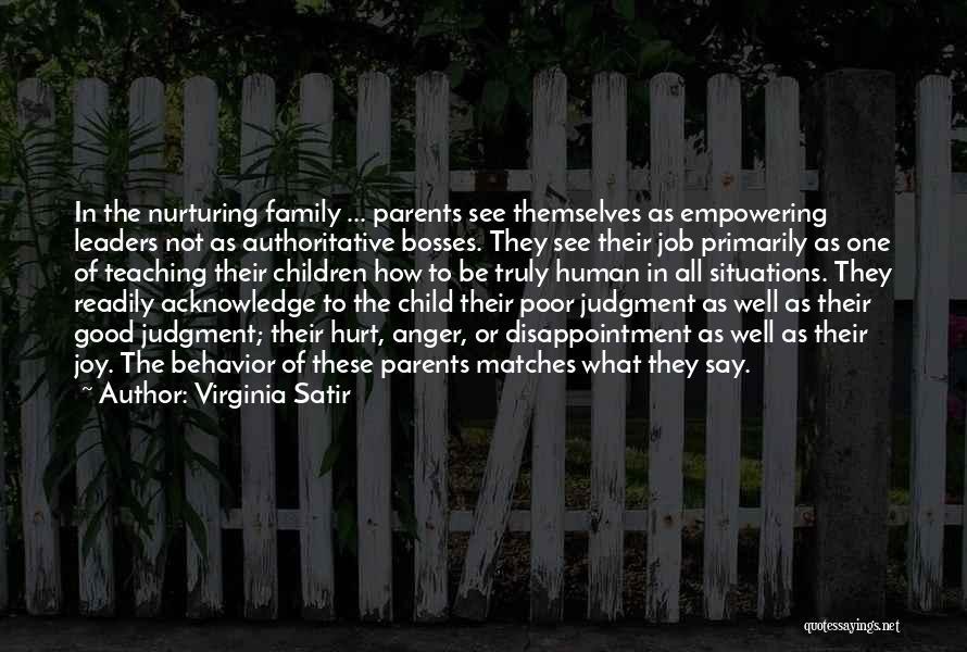 Satir Quotes By Virginia Satir