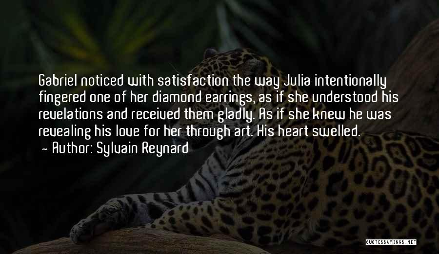 Satisfaction Love Quotes By Sylvain Reynard