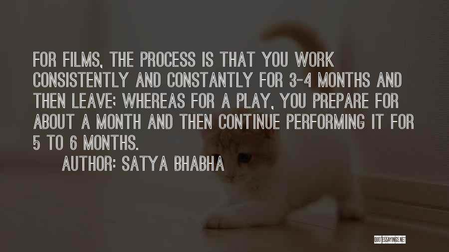 Satya Bhabha Quotes 907543