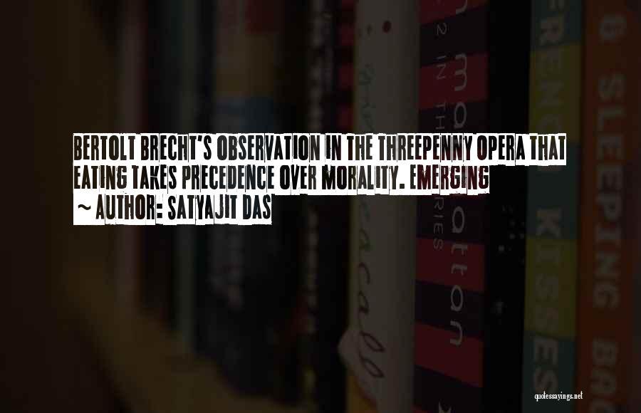 Satyajit Das Quotes 1060849