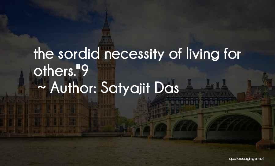 Satyajit Das Quotes 624579