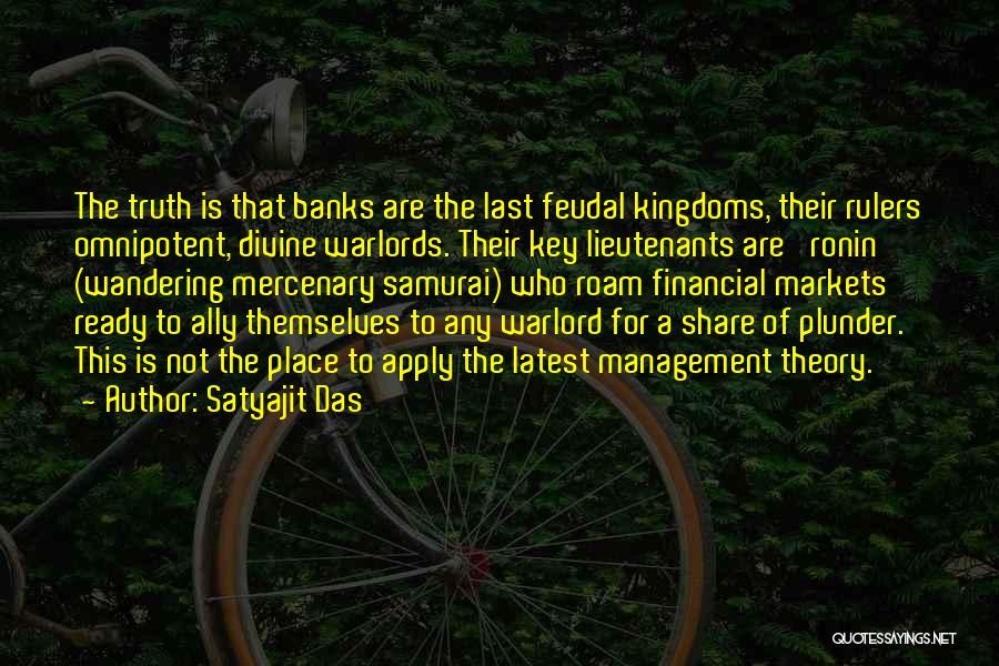 Satyajit Das Quotes 856012