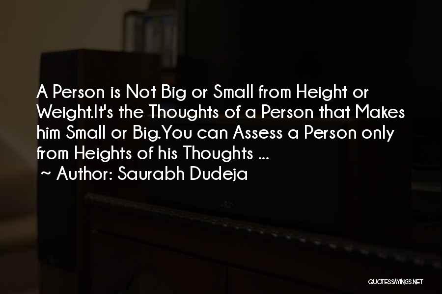 Saurabh Dudeja Quotes 106281