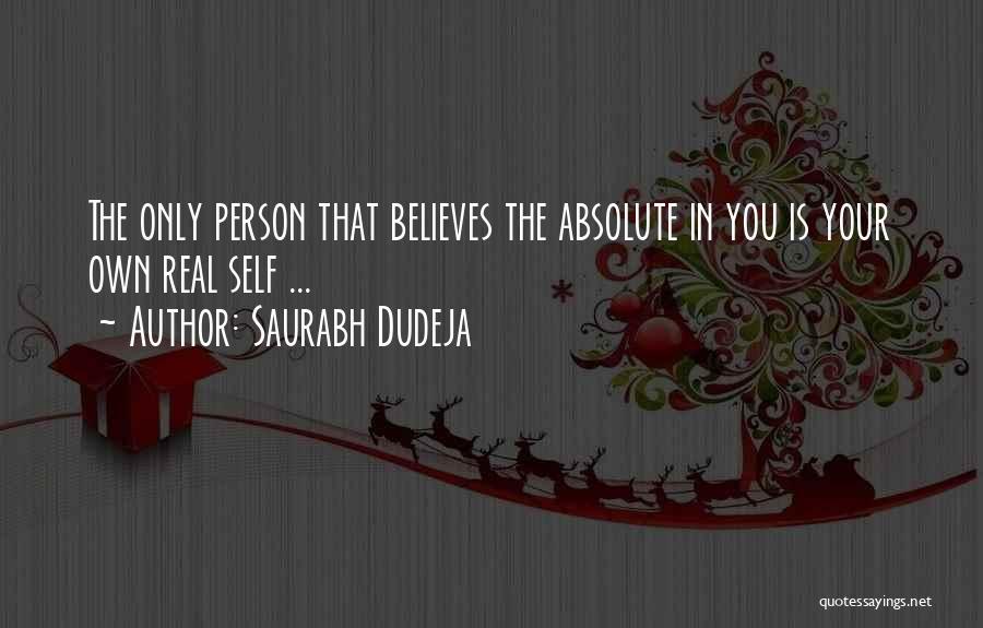 Saurabh Dudeja Quotes 657305