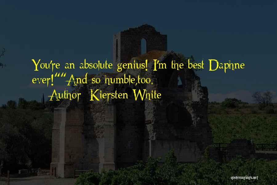 Saving Elliot Quotes By Kiersten White