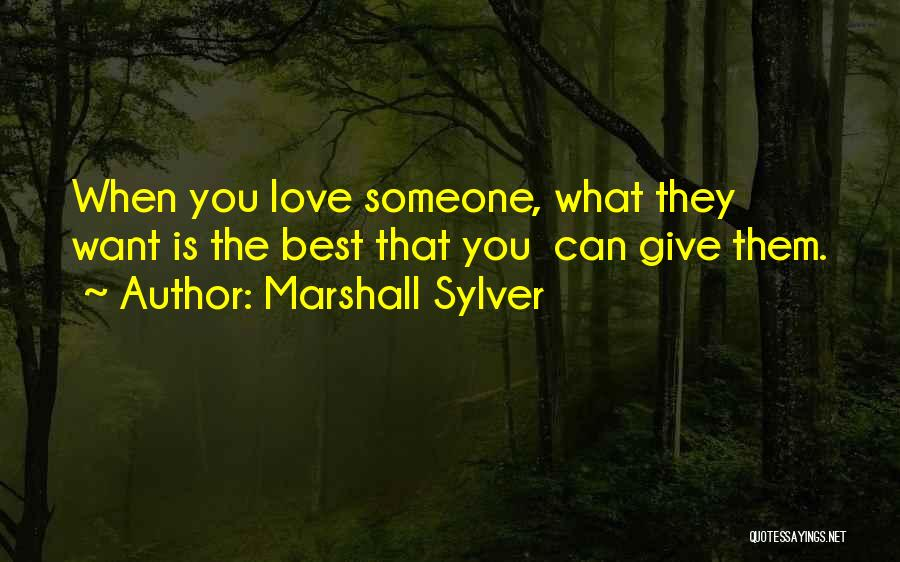 Saving Elliot Quotes By Marshall Sylver