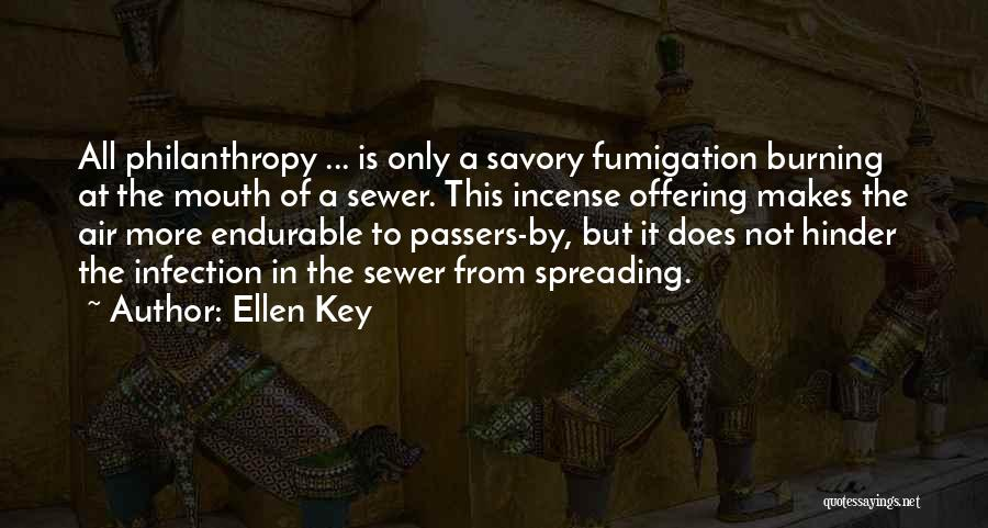 Savory Quotes By Ellen Key