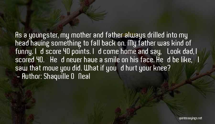 Say Something Funny Quotes By Shaquille O'Neal
