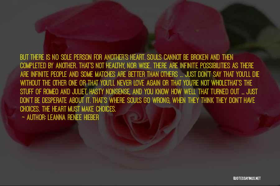 Say You'll Never Go Quotes By Leanna Renee Hieber