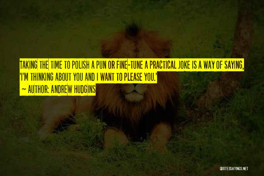 Saying You're Fine Quotes By Andrew Hudgins