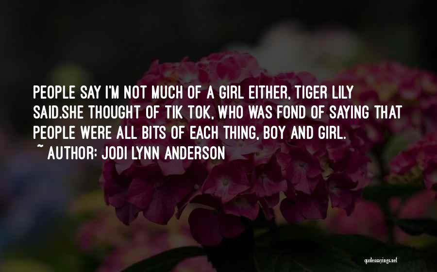 Saying You're Okay When Your Not Quotes By Jodi Lynn Anderson