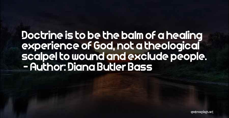 Scalpel Quotes By Diana Butler Bass