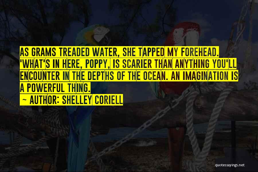 Scarier Than Quotes By Shelley Coriell