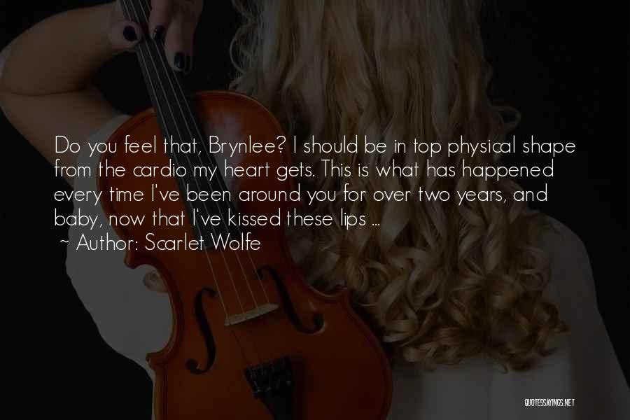 Scarlet Wolfe Quotes 334706
