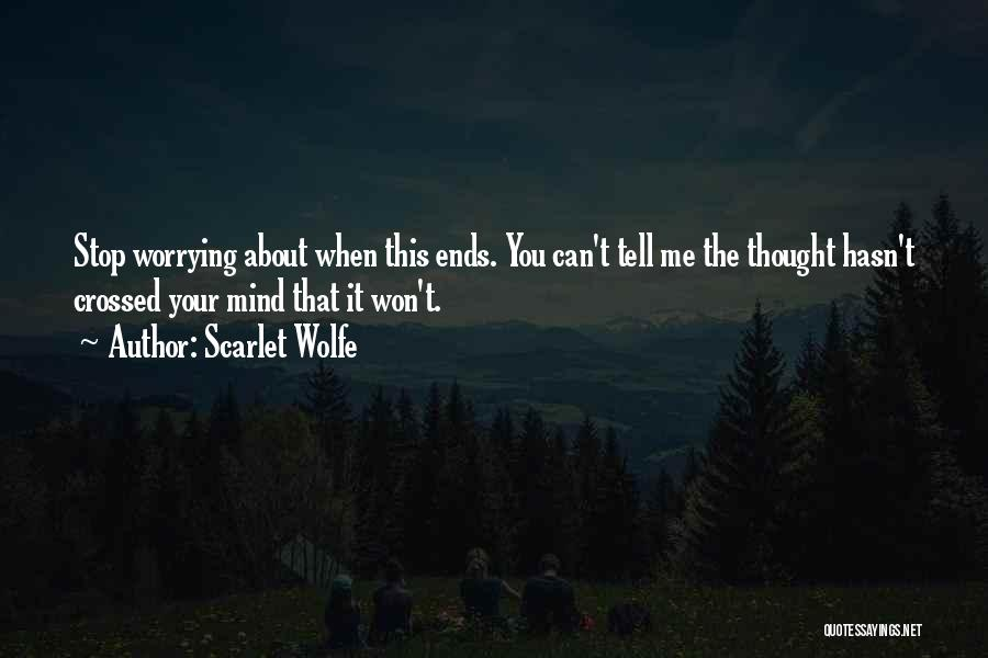 Scarlet Wolfe Quotes 672464