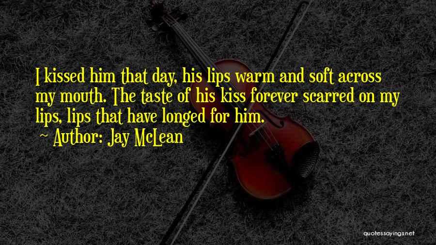 Scarred Quotes By Jay McLean