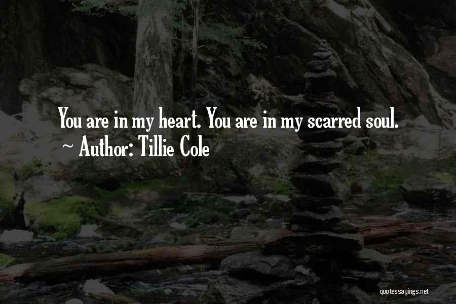 Scarred Quotes By Tillie Cole