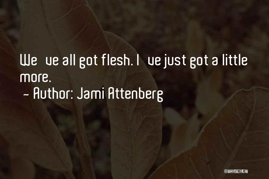 Scary Jester Quotes By Jami Attenberg