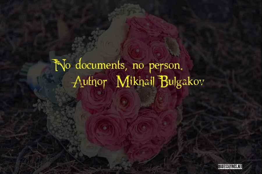 Scary Jester Quotes By Mikhail Bulgakov