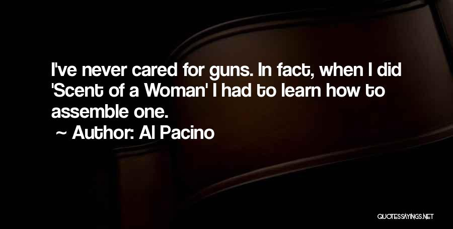 Scent Of A Woman Quotes By Al Pacino