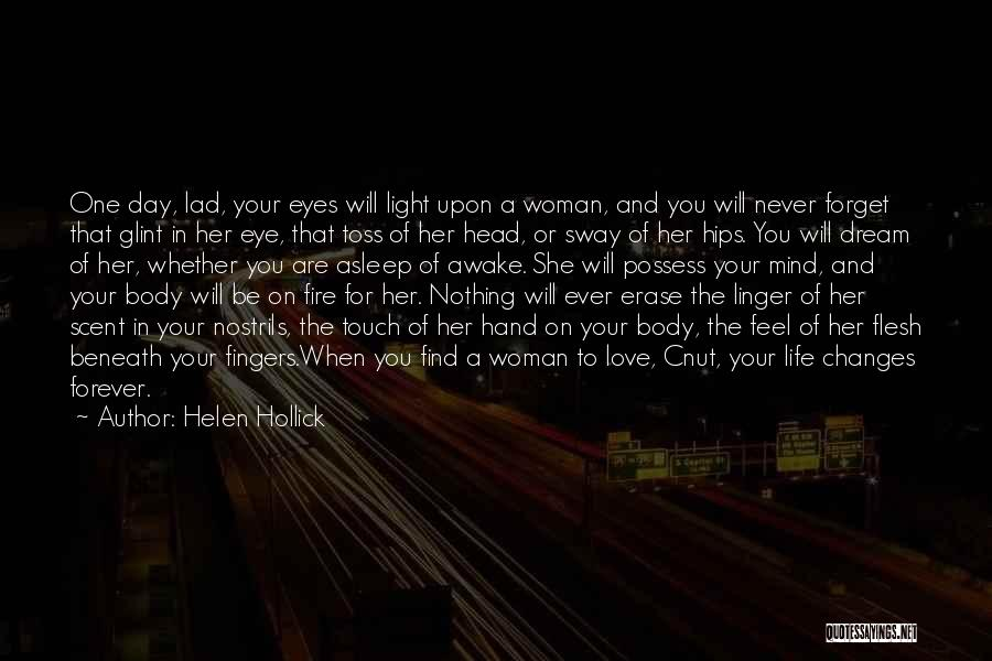 Scent Of A Woman Quotes By Helen Hollick