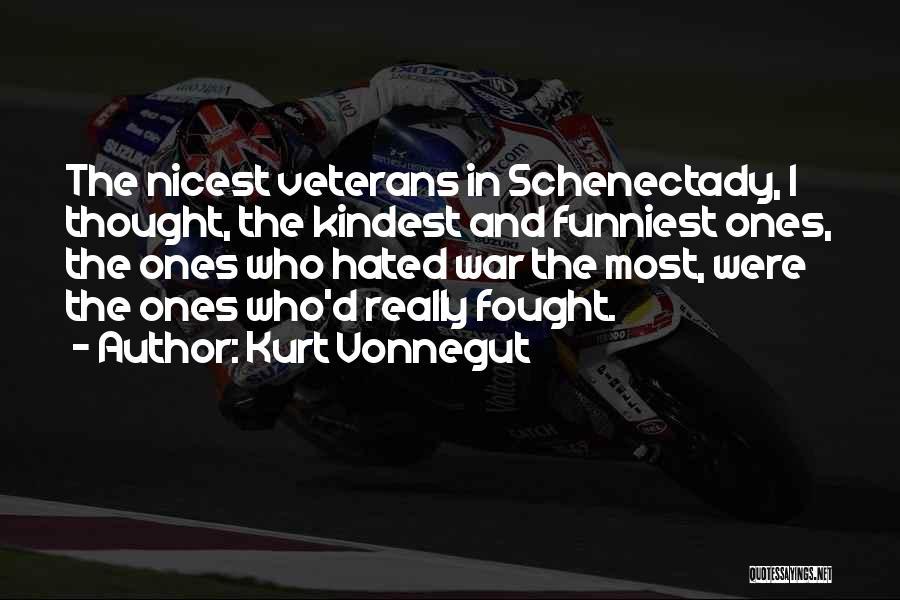 Schenectady Quotes By Kurt Vonnegut